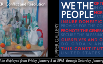 Art Exhibit: We the People